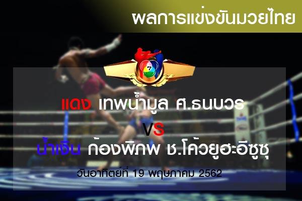 วิเคราะห์มวยไทยคู่ที่ 1